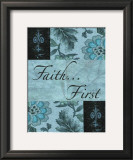 Faith First Prints by Marilu Windvand