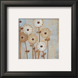 White Daisies I Prints by Norman Wyatt Jr.
