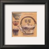 Tea Pot II Prints by Laurence David