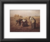 Gleaners Art by Jean-François Millet