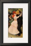 Dance at Bougival Poster by Pierre-Auguste Renoir