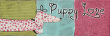 Puppy Love Posters af Patricia Quintero-Pinto