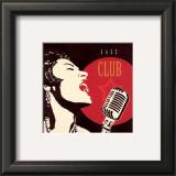Jazz Club Prints by Marco Fabiano