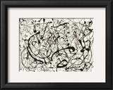 Nº. 14, cinza Pôsters por Jackson Pollock