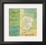 Under the Sea Spa, Tranquility Prints by Grace Pullen