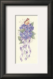 Hydrangea Bouquet Posters by Tribou 