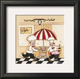 Café Art by Joy Alldredge