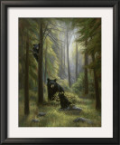 Spirits of the Forest Prints by Lucie Bilodeau