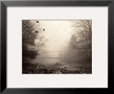 Parish Hill Bridge Prints by Christine Triebert