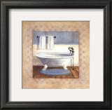 Country Bath II Posters by Carol Robinson