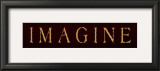 Imagine Print by Stephanie Marrott