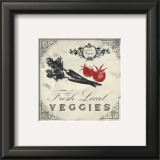 Market Veggies Poster by Marco Fabiano