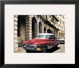 Cuban Cars I Posters by C. J. Groth