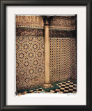 Morrocan Tiles Prints by Sharon Smith