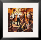 Cita con el Jazz Prints by Didier Lourenco
