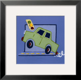 Kiddie Car Prints by Lynn Metcalf