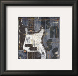 Rock Concert III Prints