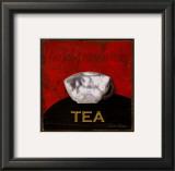 Tea Prints by Sara Kaye
