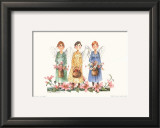 Three Sisters Prints by Carolyn Shores-Wright