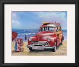 Surfin' USA Prints by Scott Westmoreland