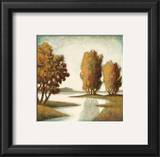 Shadow River Prints by Xavier