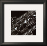 Saxophone Prints by Keith Levit