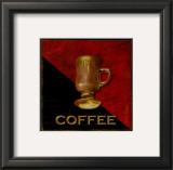 Coffee Poster by Sara Kaye