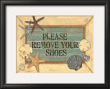 Shoes Prints by Stephanie Marrott
