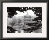 Lotus Pavillion I Prints by Monte Nagler