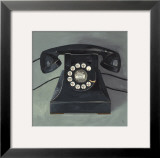 Classic Telephone Prints by Avery Tillmon