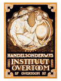Handelsonderwys Gicl&#233;e-Druck