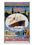 Atlantic Transport Line Giclee Print