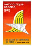 Aeronautique Espace, c.1975 Giclee Print