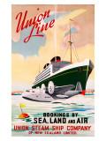 Union Line Giclee Print