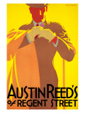Austin Reed&#39;s of Regent Street Giclee Print