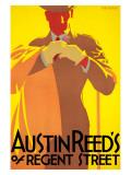 Austin Reed's of Regent Street Giclee Print