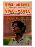 Viva La Causa Giclee Print