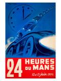 24 Heurs du Mans Giclee Print