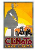 Clinoto Lave l'Auto Giclee Print