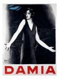 Damia Giclee Print