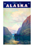 This is Alaska Giclee Print