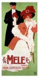 Mele Napoli, Mode Confezioni Novita Giclee Print