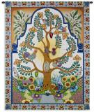 Arboles de la Vida Wall Tapestry
