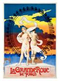 La Grande Roue de Paris Giclee Print