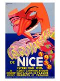 De Nice 1938 Giclee Print