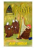 Rome Air, India Giclee Print