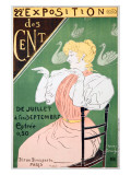 22 Exposition des Cent Giclee Print