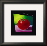 Tomato Prints by Mary Naylor