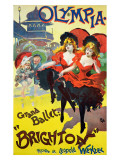 Brighton Giclee Print