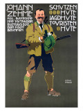 Johann Zehme Giclee Print